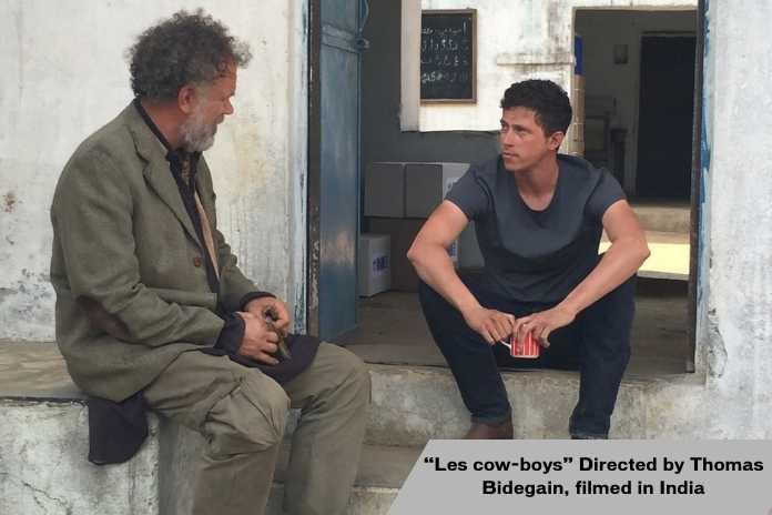 """Les cow-boys"" Directed by Thomas Bidegain, filmed in India"